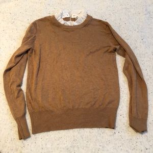 Zara Knit Sweater L
